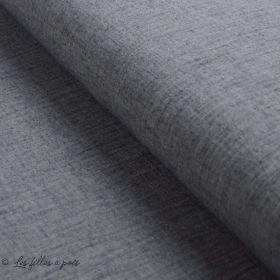 Tissu double gaze de coton chinéé
