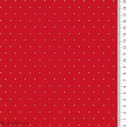 Tissu jersey coton motif pois esprit plumetis - Oekotex Autres marques - 9