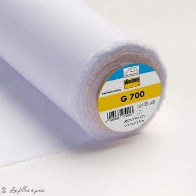 Entoilage thermocollant 100% coton G700 - Vlieseline ®