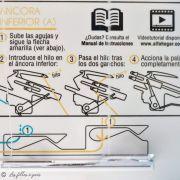 Surjeteuse 8708 - ALFA ALFA ® - Machines à coudre, à broder, à recouvrir et à surjeter - 16
