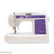 Machine à coudre électronique domestique JAGUAR 592