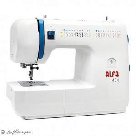 Machine à coudre ALFA 474 - ALFA ALFA ® - Machines à coudre, à broder, à recouvrir et à surjeter - 1