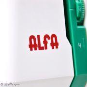 Machine à coudre PRACTIK 7 - ALFA ALFA ® - Machines à coudre, à broder, à recouvrir et à surjeter - 11