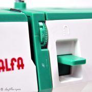 Machine à coudre PRACTIK 7 - ALFA ALFA ® - Machines à coudre, à broder, à recouvrir et à surjeter - 12