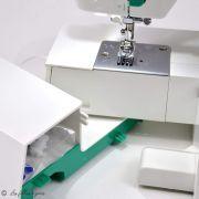 Machine à coudre PRACTIK 7 - ALFA ALFA ® - Machines à coudre, à broder, à recouvrir et à surjeter - 20