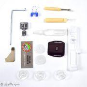 Machine à coudre PRACTIK 5 - ALFA ALFA ® - Machines à coudre, à broder, à recouvrir et à surjeter - 12