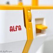 Machine à coudre PRACTIK 5 - ALFA ALFA ® - Machines à coudre, à broder, à recouvrir et à surjeter - 15