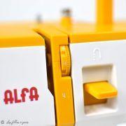 Machine à coudre PRACTIK 5 - ALFA ALFA ® - Machines à coudre, à broder, à recouvrir et à surjeter - 16