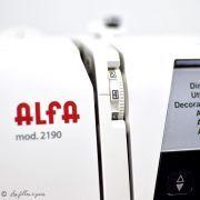 Machine à coudre électronique ALPHA 2190 - ALFA ALFA ® - Machines à coudre, à broder, à recouvrir et à surjeter - 34