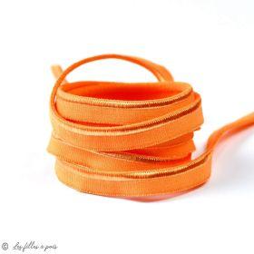 Passepoil élastique satiné - 12mm - 6
