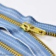 Fermeture Eclair ® Spécial jeans - maille laiton - Oeko-Tex ® Fermetures Eclair - Prym ® - 4