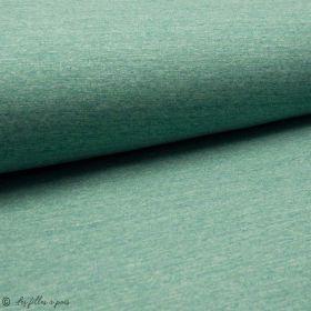 Tissu sweat jogging chiné - Oeko-Tex ® Autres marques - Tissus et mercerie - 1