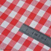 "Tissu polycoton motif petits carreaux ""Vichy""- Oeko-Tex ® Autres marques - 12"
