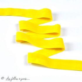 Biais élastique lingerie ultra doux et plat - 20mm - 1