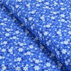 Tissu coton motif fleurs Autres marques - 21