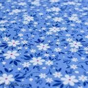 Tissu coton motif fleurs Autres marques - 19