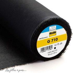 Entoilage thermocollant 100% coton G710 - Vlieseline ® Vlieseline ® - Entoilages et ouate - 1