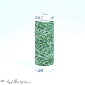 Fil à broder multicolore Polysheen 200m - Mettler ® - vert 9805 METTLER ® - Fils à coudre et à broder - 1