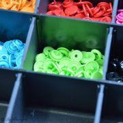 Boîte color snaps 10 x 30 couleurs 12.4mm - Prym ® Prym ® - Mercerie - 11