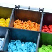 Boîte color snaps 10 x 30 couleurs 12.4mm - Prym ® Prym ® - Mercerie - 13