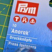 Bouton pression anorak avec outil - 15mm - Prym ® Prym ® - Mercerie - 8