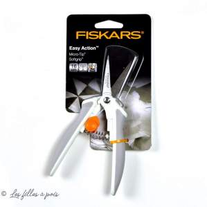 Ciseaux Fiskars ® Easy action Soft grip - 16cm Fiskars ® - 1