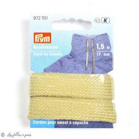 Cordon pour sweat à capuche tressé plat 972701 - Prym ® Prym ® - 1