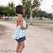 "Tissu jersey motif grenouilles ""Frog"" - Blanc et vert - Oekotex et Bio - Lily balou ® Art Gallery Fabrics ® - Tissus - 10"