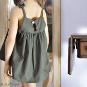 Tissu popeline de coton uni - Oeko-Tex ® et GOTS ® Autres marques - 59