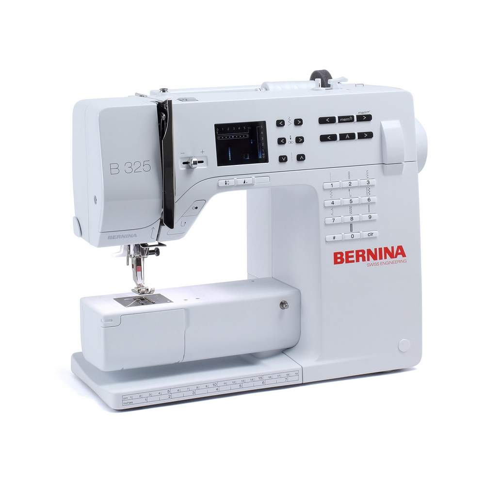 Machine à coudre électronique BERNINA 325 BERNINA - 1