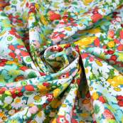 "Tissu coton motif fleurs ""Lavish"" esprit Liberty - Multicolore - Oekotex - AGF ® Art Gallery Fabrics ® - Tissus - 2"