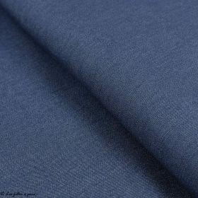Tissu jeans stretch - Bleu - Bio - Lillestoff ® Autres marques - Tissus et mercerie - 1