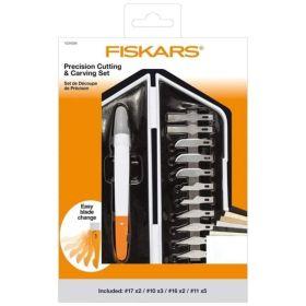 Kit Cutter de Précision Premium + lames - Fiskars ® Fiskars ® - 1
