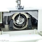 Machine à coudre PRACTIK 9 - ALFA ALFA ® - Machines à coudre, à broder, à recouvrir et à surjeter - 23
