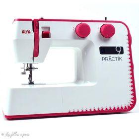 Machine à coudre PRACTIK 9 - ALFA ALFA ® - Machines à coudre, à broder, à recouvrir et à surjeter - 1