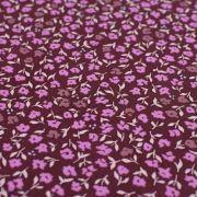"Tissu coton motif fleurs ""Mayfair"" de Amy Sinibaldi - Pourpre - Oekotex - AGF ® Art Gallery Fabrics ® - Tissus - 5"