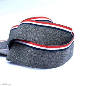 Elastique caleçon boxer rayures - 45mm - 3
