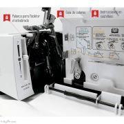 Surjeteuse 8707 - ALFA ALFA ® - Machines à coudre, à broder, à recouvrir et à surjeter - 3