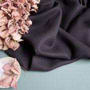 Tissu dobby - Motif plumetis - Atelier Brunette ® Atelier BRUNETTE ® - Tissus et mercerie - 2