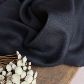 Tissu dobby - Motif plumetis - Atelier Brunette ® Atelier BRUNETTE ® - Tissus et mercerie - 1