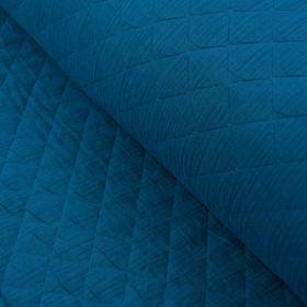 Tissu double gaze de coton matelassé - Oeko-Tex ® Autres marques - Tissus et mercerie - 1
