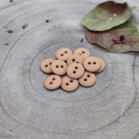 Bouton classic mat - Maple - Atelier brunette ® Atelier BRUNETTE ® - Tissus et mercerie - 1