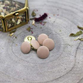 Bouton gem - Maple - Atelier brunette ® Atelier BRUNETTE ® - Tissus et mercerie - 1