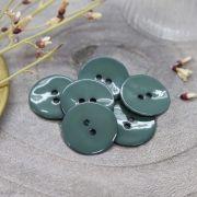 Bouton glossy - Cactus - Atelier brunette ® Atelier BRUNETTE ® - Tissus et mercerie - 3
