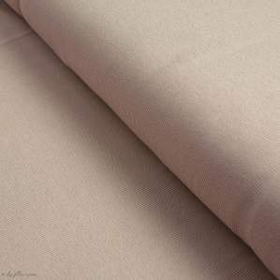 Bord côte jersey cote plat - 25cmx120cm - Oeko-Tex ® Family Fabrics ® - Tissus oekotex - 1