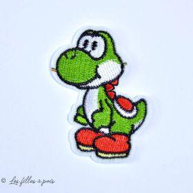 Écusson brodé personnage - Yoshi - 19