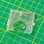 Plaque de maintien de canette transparente pour Zart01 - ALFA ® ALFA ® - Machines à coudre, à broder, à recouvrir et à surjeter