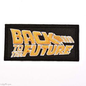 Écusson brodé Retour vers le futur - 1