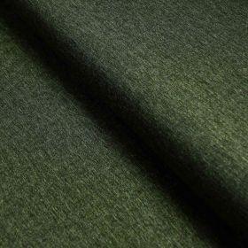 Tissu jersey punto di milano à rayure - Kaki Autres marques - Tissus et mercerie - 1