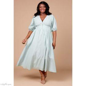 Patron de couture robe ORCHIDEE - Deer And Doe ® DEER and DOE ® - Patrons couture - 1